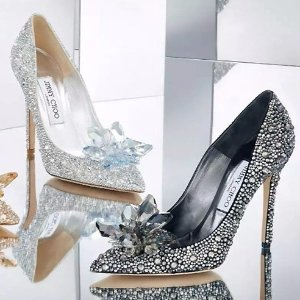 Earn Up to a $700 Gift Card with Jimmy Choo Women Shoes Purchase @ Saks Fifth Avenue