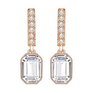 Favor Pierced Earrings - Jewelry - Swarovski Online Shop