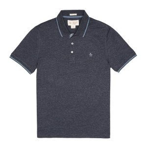 COLLAR & CUFFS CONTRAST TIPPING POLO