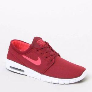 Nike SB Stefan Janoski Max Red Shoes at PacSun.com