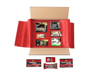 $7.99Optimum Nutrition and BSN Sample Box, 10 samples