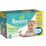 史低价! Pampers 帮宝适婴儿湿巾(1152 片)