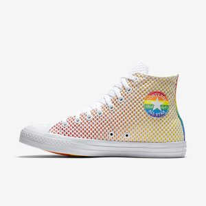 Converse Chuck Taylor All Star Pride Mesh High Top