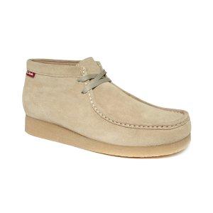 Clarks 麂皮休闲鞋