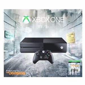 $158.99Refurbished: Microsoft Xbox One 1TB Console - Tom Clancy's The Division Bundle
