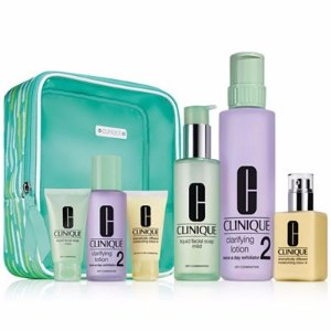 Clinique 7-Pc. Great Skin Everywhere Gift Set For Drier Skin (Type I/II) - Gifts & Value Sets - Beauty - Macy's