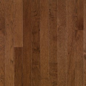 Bruce Plymouth Brown Hickory 3/4 in. Thick x 2-1/4 in. Wide x Random Length Solid Hardwood Flooring (20 sq. ft. / case)-C0688 - The Home Depot