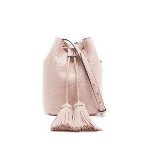 Ted Baker Women's Avida Tassle Detail Bucket Bag - Taupe