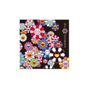 cosmic blossom eye & cheek palette cosmicool - murakami holiday collection - shu uemura