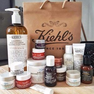 $20 Off $100with Kiehl's Since 1851 Purchase @ Belk