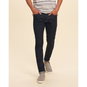 Guys Super Skinny Jeans | Guys Bottoms | HollisterCo.com
