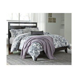 Agella Queen Panel Bed   Ashley Furniture HomeStore