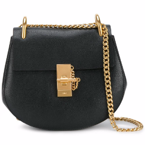 Drew Medium Leather Bag