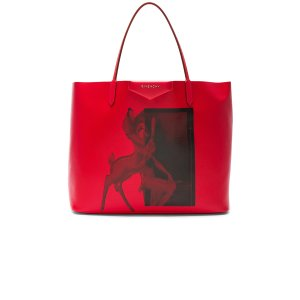 SHOP BY CATEGORY Givenchy Large Bambi Antigona Shopping Bag