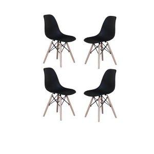 Ray Modern 4 Set Chairs | Sofamania.com