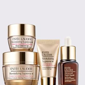 receive a free 7-pc giftwith $45 Firm + Smooth + Glow Set purchase