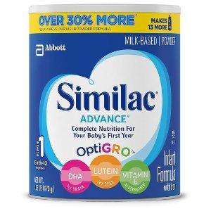 Get $15 Gift CardWhen You Buy 3 Baby Formula Powder Refills @ Target