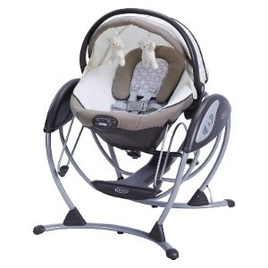 Graco Soothing Systems Swing