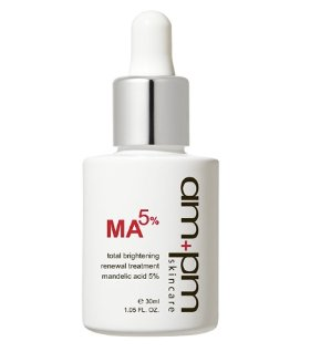 $19+ Free Gift with Naruko AMPM TOTAL BRIGHTENING RENEWAL TREATMENT MANDELIC ACID 5% 30ml Purchase
