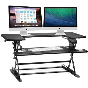 $129.95Halter ED-600 Height Adjustable Desk Sit / Stand Desktop