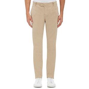 J Brand Brooks Cotton-Blend Twill Slim Trousers | Barneys Warehouse