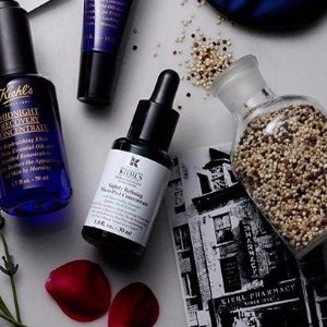 Enjoy $20 offDermatologist Solutions™ Nightly Refining Micro-Peel Concentrate @ Kiehl's
