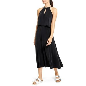 Delphi Dress 黑色长裙