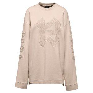 Long Sleeve Graphic Crew Neck T-shirt