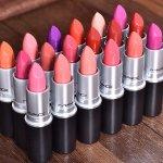 MAC 口红,唇釉,唇油,唇部磨砂等唇部产品