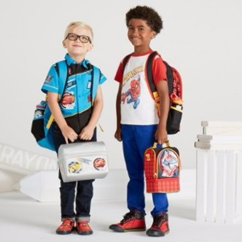 $14 Backpacks and $10 Lunch Boxes