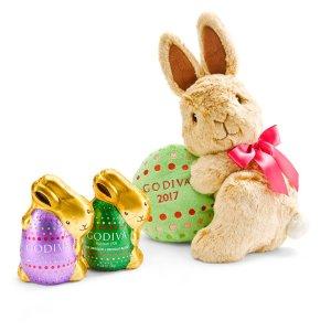 Bunny Buddies Chocolate Gift Set   GODIVA