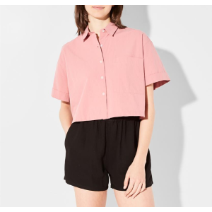 FREEWAY SHIRT ROSE | Steven Alan