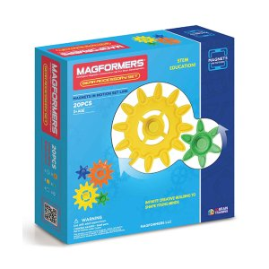 Magformers Magnets in Motion Gear Accessory Magnetic Building Set | zulily