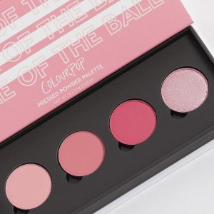 Belle of the Ball- Pressed Powder Shadow Palette – ColourPop