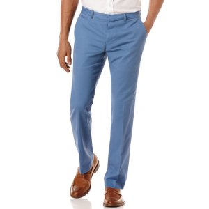 Slim Fit Washed Chino Pant