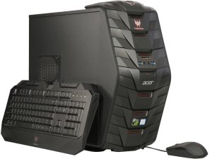 $1099.99 (原价$1399.99)Acer Predator G3 台机(i7-7700, 16GB, GTX1070, 1TB)