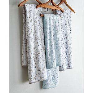 Kassatex Foglia Towels