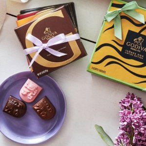 15% OffSelect Products @ Godiva