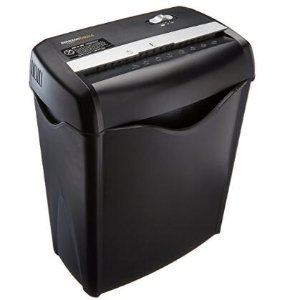$24.99  销量冠军AmazonBasics 6页多功能碎纸机,保护信息必备