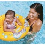 Intex 儿童游泳圈,夏季到了快给宝宝们买!