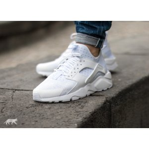 Nike Air Huarache Run Ultra - Men's - Running - Shoes - White/White/White