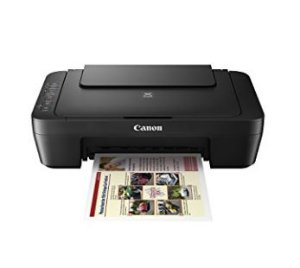物美价廉 Canon MG3029 无线多功能彩色照片打印机