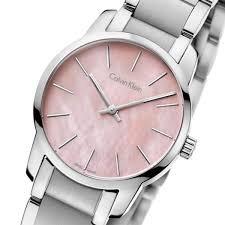 $60CALVIN KLEIN Women's City Watch K2G2314E