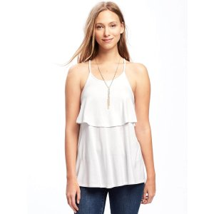High-Neck Swing Tank for Women | Old Navy