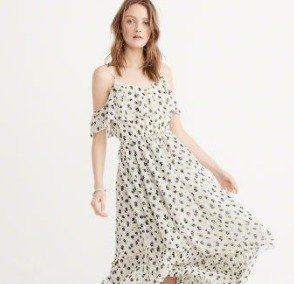 Up to 50% offDress Sale  @ Abercrombie & Fitch