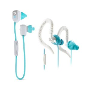 Yurbuds Sport Bundle For Women | Wireless and wired sweat-proof sport headphones bundle for women