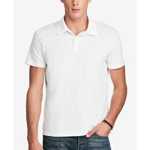 Polo Ralph Lauren Men's Classic-Fit Slub Cotton Mesh Polo Shirt - Polos - Men - Macy's