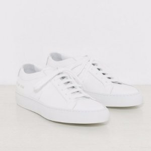 Woman by Common Projects Original Achilles Low Gloss in White