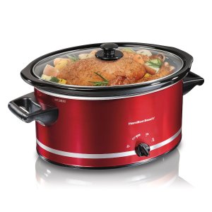 $24.99 + $23.25 SYW PointsHamilton Beach Brands Inc. 8-Quart Slow Cooker