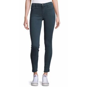 J BRAND - Solid Super Skinny Jeans - saksoff5th.com
